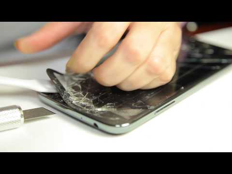 Cambio de pantalla Samsung Galaxy Note II