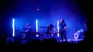 Neon Indian - Mind, Drips (live @ OFF Festival 2011)