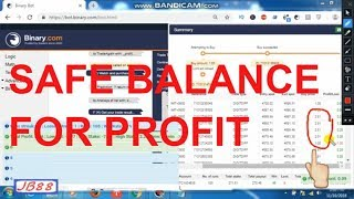 Strategy Digit Differ-LOW BALANCE  trading strategies-binary.com bot free download |#JB88