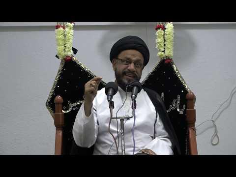 1st Muharram 1440 AH – Majlis