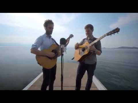 Julian Lage and Chris Eldridge // Live on Flathead Lake