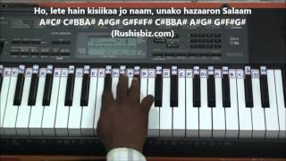 Video Pyar Karne Wale (Classical Notes) - Shaan - Tutorial download in MP3, 3GP, MP4, WEBM, AVI, FLV January 2017