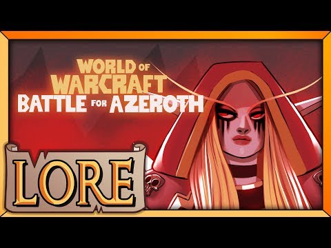 World of WarCraft: Battle for Azeroth | LORE in a Minute!