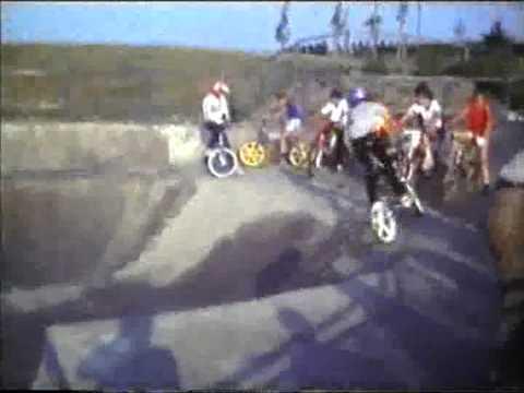 Livingston Skatepark Eighties Bmx Footage
