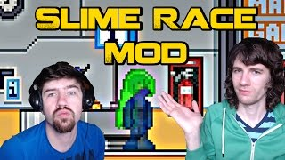 Welcome to The Monday Mods Show . In today's Episode we show you a Starbound Mod called Slime Race Mod . It lets you create a Slime creature with special ...