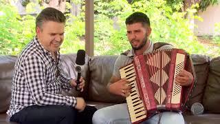 Entrevista com o cantor Vinícius Dias - Visita Record