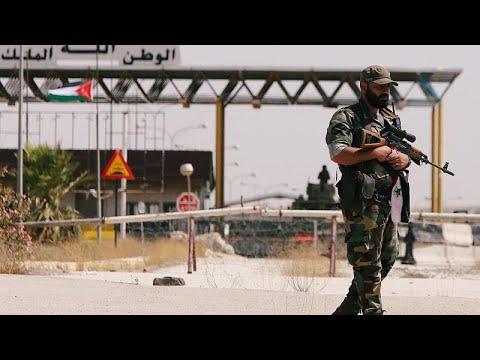 Syrische Armee nimmt Grenzübergang zu Jordanien ein