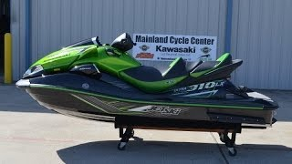 9. Review: $17,999 2014 Kawasaki Ultra 310 LX  With Stereo System
