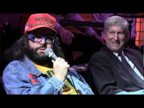 Judah Friedlander Asserts His World Champion Status — Running Late with Scott Rogowsky