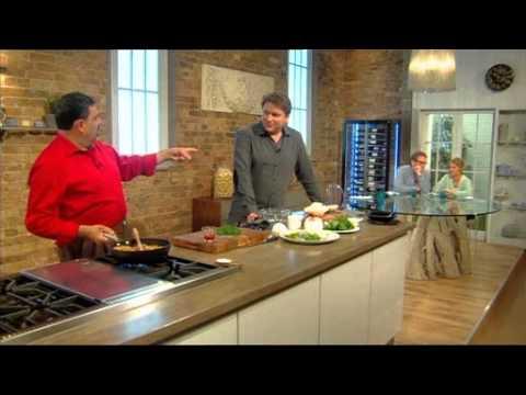 HISTORY – Cyrus on Saturday Kitchen