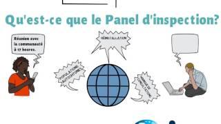 Qu'est-ce que le Panel d'inspection? La vidéo est un aperçu de l'histoire, la composition, le rôle et le processus du Panel...