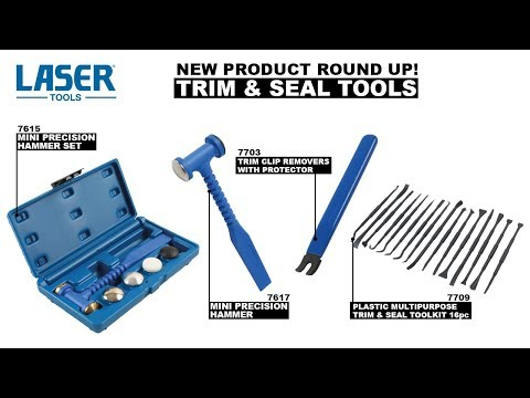NEW PRODUCT ROUND UP! | Trim and Seal Tools | 7615, 7617, 7703, 7709