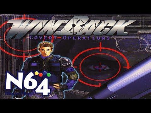 Winback - Nintendo 64 Review - HD