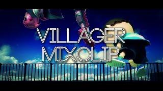 Sick Villager mixclip by False
