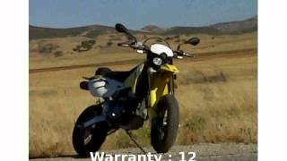 4. 2007 Suzuki DR-Z 400S Base - Specification and Details