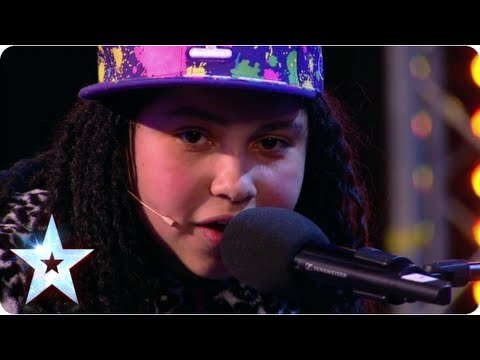 Gabz singing 'The One' | Week 7 Auditions | Britain's Got Talent 2013