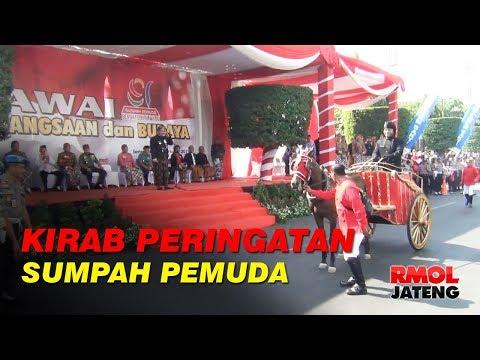 Peringatan Hari Sumpah Pemuda di Semarang