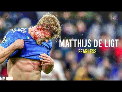 Matthijes De Ligt - Fearless {Ft.Tule}Ncs version|The Defensive Warrior|Tackles,Goals &Clearances HD