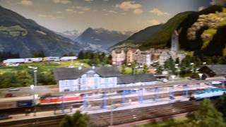 Rabland Italy  city photo : Eisenbahnwelt Rabland 2013
