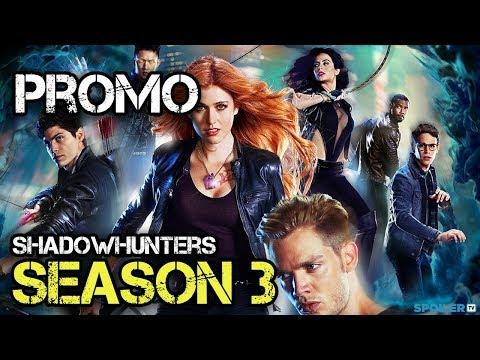 Shadowhunters 3. Sezon Tanıtımı