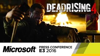 Dead Rising 4 - Official E3 2016 Announcement Trailer by GameSpot