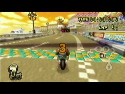 Mario Kart Wii Speed Run - 1:06:25 Single Segment (1P VS mode - 150cc - Hard CPU)