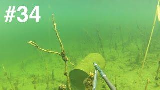 Бомбический прозрак на подводной охоте в заброшенных карьерах. Местами было 30+ метров... не хуже, чем на средиземном море. В таких условиях теряется чувство реального расстояния при выстреле.Подписка на канал http://www.youtube.com/channel/UCGooZK6V192tScdK8DAUIoA?sub_confirmation=1The Husky - EternityAntent - Fractals Подводная охота, Spearfishing, Zemūdens Medības, Varustusehttp://youtu.be/zl4mF3ie97w