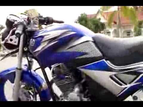 yamaha Scorpio tune up dikit 0 - 170 km/jam