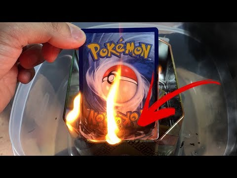 NO WAY! WHAT DID I JUST BURN! - POKEMON FLIP IT OR BURN IT! #3