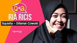 Video Ria Ricis Dilamar 9 Cowok? MP3, 3GP, MP4, WEBM, AVI, FLV Mei 2019