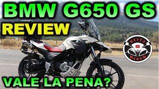 4. BMW G650 GS | Review en Español con Blitz Rider