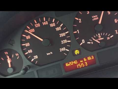 BMW E46 318i 0-100 143PS