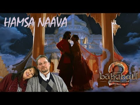 Video Hamsa Naava Full Video Song (Baahubali 2 The Conclusion) - Reaction and Review download in MP3, 3GP, MP4, WEBM, AVI, FLV January 2017
