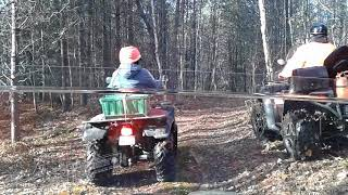 8. 2017 prowler 500 trail ride
