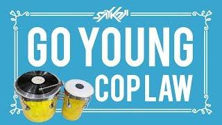 Video SAYKOJI - GO YOUNG COP LAW | LYRIC VIDEO MP3, 3GP, MP4, WEBM, AVI, FLV April 2019