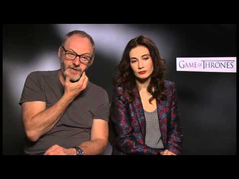 Carice van Houten - Catch the highly-anticipated return of GAME OF THRONES when it premieres in Asia on Sunday, April 13 at 10pm (9pm Thai.JKT) on HBO / HBO HD. Liam Cunningham ...