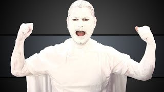 Video The Return of Whiteface Man MP3, 3GP, MP4, WEBM, AVI, FLV Maret 2018
