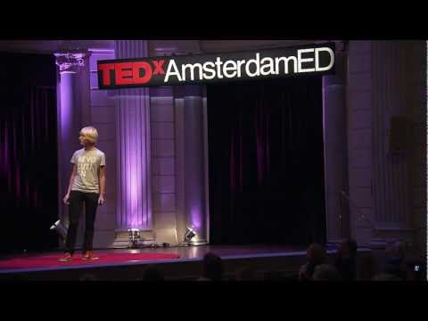 TEDxAmsterdamED: Stan Putman