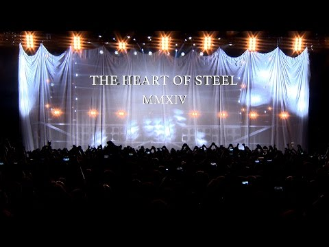Manowar - The Heart Of Steel MMXIV