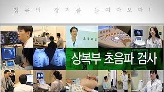 상복부 초음파 검사 미리보기
