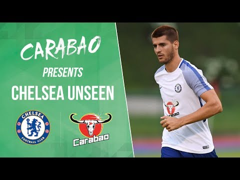 Exclusive Pole-Cam in Pre-Season Training & Hilarious Player Language Lessons | Chelsea Unseen
