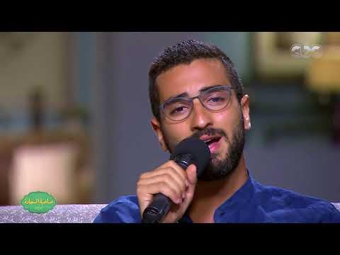 """اسمع..محمد الشرنوبي يغني """"أنا لحبيبي"""" في """"صاحبة السعادة"""""""