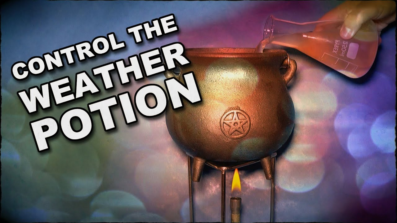 A Potion To Control The Weather