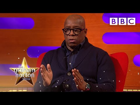 Why Ian Wright had to hide tea bags from Arsene Wenger | The Graham Norton Show - BBC