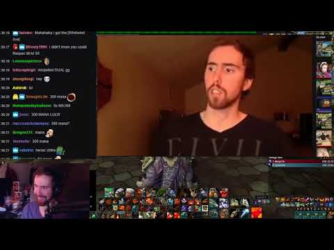 "Asmongold Watches ""vanilla Flavors 🍦 Warrior Vanilla Wow Class Guide"""