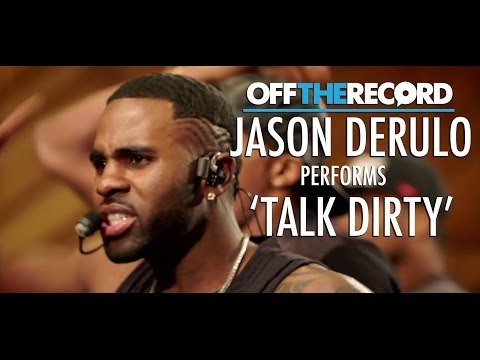 jason - Jason Derulo performs his hit single 'Talk Dirty' featuring 2 Chainz. Lyrics: TALK DIRTY TO ME I'm that flight that you get on International First class seat on my lap girl Riding comfortable...