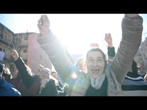 Veure vídeoVIVAS, Mujeres con discapacidad intelectual cantan por la igualdad