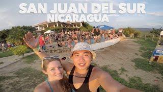 San Juan Del Sur Nicaragua  City new picture : GOPRO HD || SUNDAY FUNDAY || SAN JUAN DEL SUR