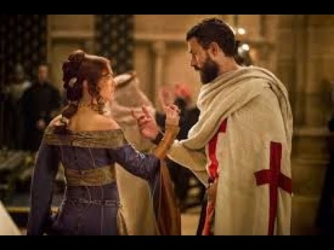 """Knightfall Season 1 Episode 3 Review """"The Black Wolf And The White Wolf"""