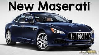 New 2017 Maserati Quattroporte - Fast Lane Daily by Fast Lane Daily